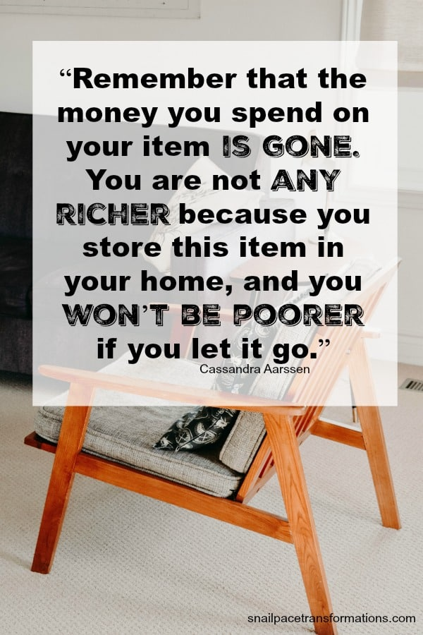 10 Inspiring Quotes Guaranteed To Put You In A Decluttering Mood #declutter