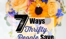 7 Ways Thrifty People Save Money On Weddings