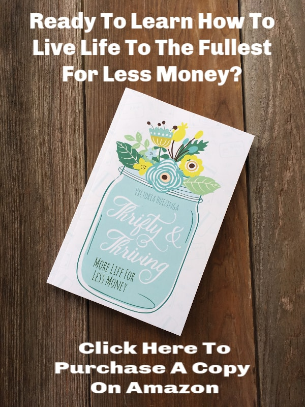 Thrifty & Thriving: More Life for Less Money