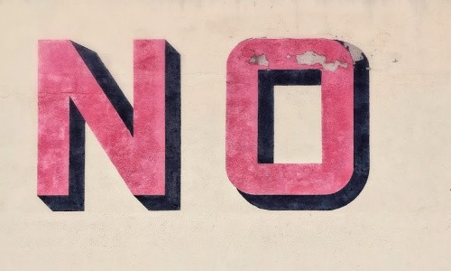 Start saying NO more and start seeing your scatterbrain ways decrease.
