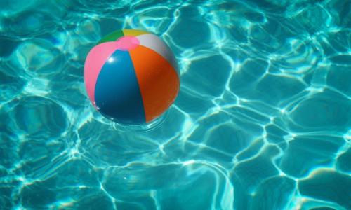 Easter Basket Filler Ideas For Toddlers: Beach Ball
