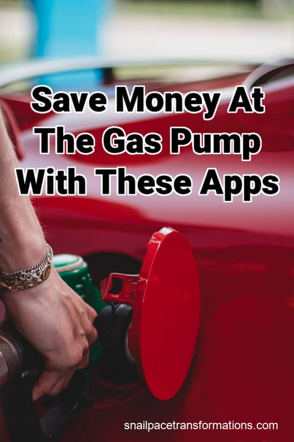 Save money at the gas pump with these apps--including GetUpside.